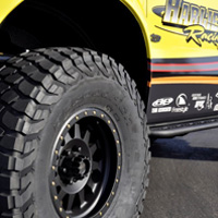 """Race Series """"R"""" Rear Bumper 1"""