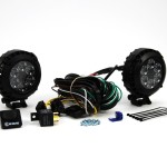 "LZR LED; 4"" Round Drvg SYS 24w (pr)"