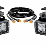 Ford Raptor; LED Kit C3 x4 w/ Harness 10-14
