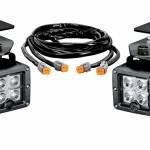 Ford Raptor; LED Kit C3 x4 w/ Harness 10-14