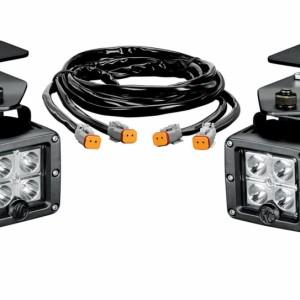 Ford Raptor; LED Kit C3 x4 w/ Harness 10-14 1