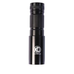 LED Flashlight; 3w Adustable Focus 1