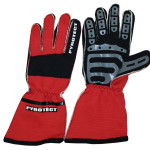 Pro Series Gloves SFI-5 Red