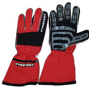 Pro Series Gloves SFI-5 Red